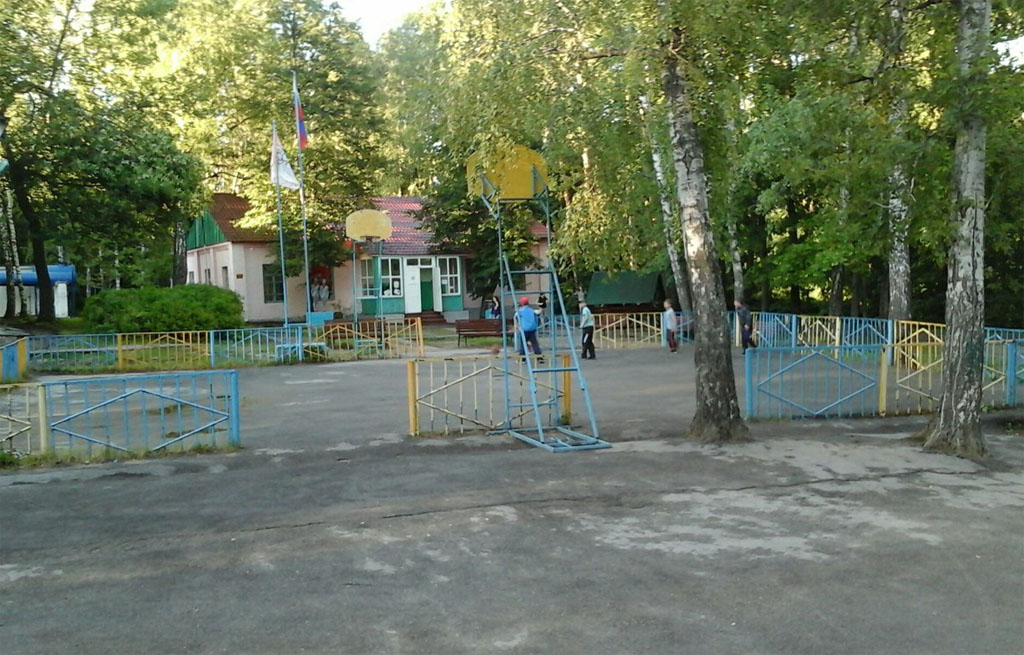 Лагерь белая березка картинки